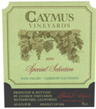 Caymus 2004 Special Selection Cabernet Sauvignon from the Napa Valley