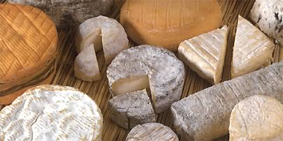 Beautifully Handcrafted Cheeses