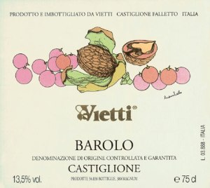 Barolo Castiglione 2005 DOCG