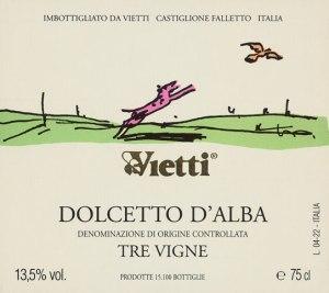 Dolcetto d'Alba Tre Vigne 2008 DDOC