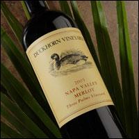"Duckhorn Vineyards 2005 Napa Valley Merlot ""Three Palms Vineyard"""