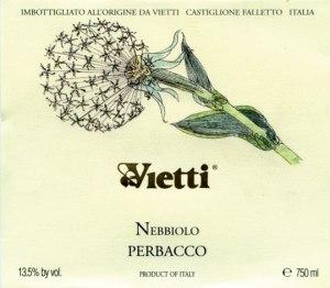Nebbiolo Perbacco 2006 DDOC