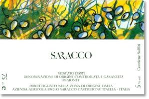 Saracco Moscato d'Asti 2008 D.O.C.G.