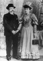 Edoardo and Angela Seghesio