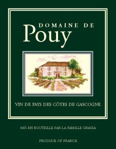 Domaine de Pouy 2008 Vin de Pays des Cotes de Gascogne