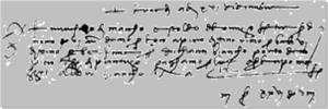 """FIRST KNOWN DOCUMENT MENTIONING """"CHIANTI"""" AS A WINE AND THE MAZZEI FAMILY"""