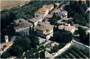 """Castello di FonterutoliThe most awarded """"Chateau"""" Chianti Classico in the world"""