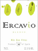 Ercavio Blanco %90 Airen - %10 Sauvignon Blanc