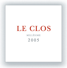 Le Clos 2008 (this was the newest available image)