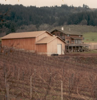 A new 6,000 square foot winery was built and filled with barrels, bottling equipment, and tanks in 1982