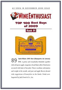 SaintHilaire 2005 Brut