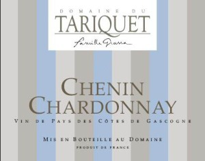 Tariquet 2009 Chenin Chardonnay