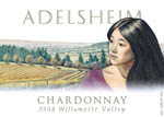 2008 Chardonnay, Willamette Valley