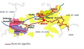 The Loire Valley of France, Vouvray