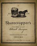 2008 Sharecropper's Cabernet Sauvignon from Owen Roe