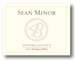2009 SAUVIGNON BLANC, SONOMA COUNTY
