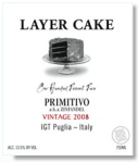 Layer Cake Primitivo from Puglia in Southern Italy