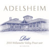 2010 Adelsheim Willamette Valley Rosé of Pinot Noir