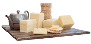 An Assortment of Cheddars