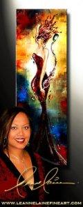 Leanne Laine Fine Artist of Wine