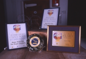 Rogue River Blue - With Certificates