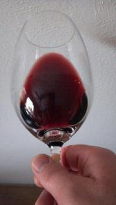 Riedel Bordeaux wine glass